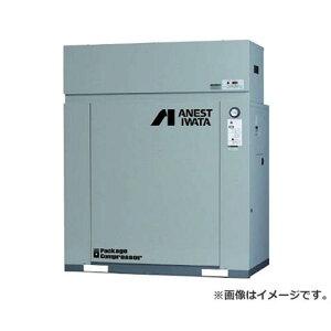アネスト岩田 パッケージコンプレッサ D付 7.5KW 60Hz CLP75EF8.5DM6 [r22][s9-839]