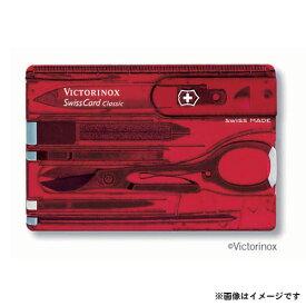 【メール便可】VICTORINOX(ビクトリノックス) SWISS CARD スイスカードT 0.7100.T 7611160013590