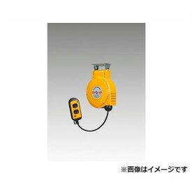 ハタヤ コードマックS CSS-061WK [6m コンパクト 標準型 軽作業 温度センサー 防塵 シャッター式 接地付 HATAYA]