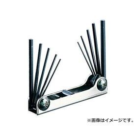 ホーザン 六角レンチセット W98 [HOZAN 折リタタミ 携帯 レンチ セット シメル W-98]