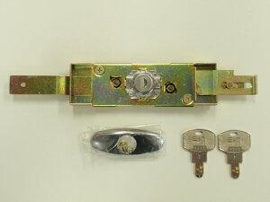 シャッター錠 三和シャッター(新型) SANWA サンワ アクアキー ディンプルキー ウォーターロック 水圧錠 カギ2本付 防犯 鍵 交換 取替