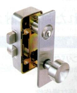 公団型 外開き用 面付箱錠 GOAL(ゴール) V-MXK 握り玉型 V18ディンプルキー仕様 防犯 鍵 交換 マンション アパート 玄関