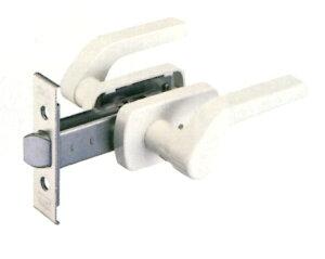 GOAL レバーハンドル浴室錠 LTU-4NAY LTU-49NAY 防犯 鍵 交換 取替 風呂 バスルーム