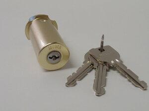 MIWA 美和ロック U9 RA.CY 85RA 取替用シリンダー 金色(BS) ゴールド MCY-114 防犯 鍵 交換