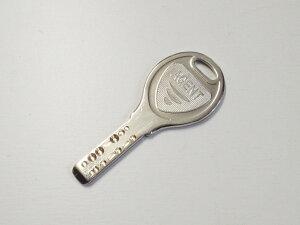 AGENT(エージェント) LS・BJタイプ 純正キー ディンプルキー 合鍵 スペアキー 子鍵 玄関 引戸錠
