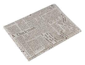 オシャレ シック アンティーク 風 英字 新聞 デザイン ハンドメイド 布 145×50cm クッション バッグ 作り 【送料無料】ctr-d40