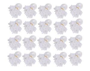 業務 用 タグ紐 ホワイト 2000本セット タグ糸 タグファスナー ループピン 洋服 値札 店舗 【送料無料】mmk-n02