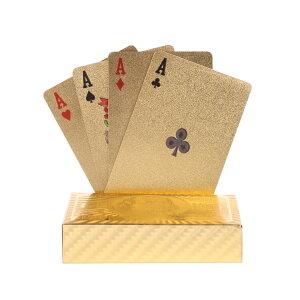 ゴールド トランプ ドル お札 おしゃれ 遊び ポーカー マジック おもしろ 豪華 カード パーティー 【送料無料】mri-a23