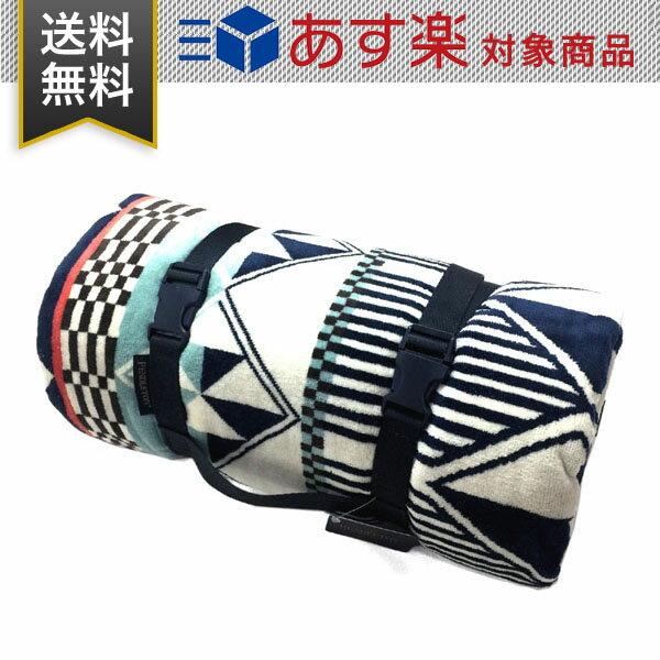 【全品ポイント2倍 エントリー不要】 ペンドルトン PENDLETON タオル フォー トゥー ブランケット Towels For Two Southen Highlands Multi マルチカラー 157cm×177cm XB242 53177