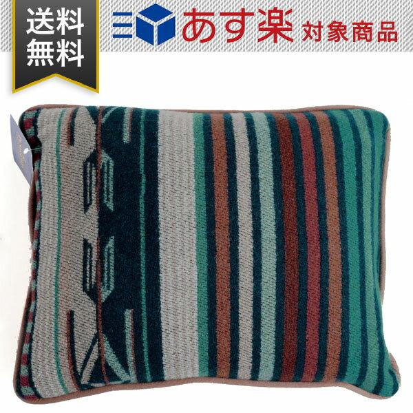 ペンドルトン PENDLETON ウール クッション XP215 53396 枕 Pillow 枕 クッション ブルー 青