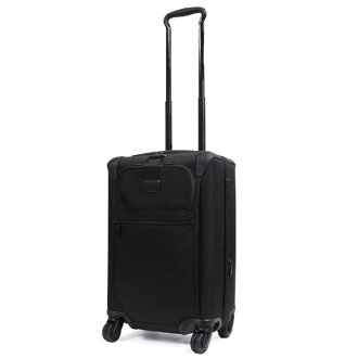 "TUMI tumi""阿爾法2""4輪旅行箱國際擴張器鬥牛犬4 uirukyarion ALPHA2 BALLISTIC TRAVEL INTERNATIONAL EXPANDABLE 4 WHEELED CARRY-ON BLACK黑色黑22060D2"