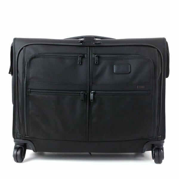 【週末限定800円OFFクーポン 11月19日23時59分まで】TUMI トゥミ バッグ スーツケース 22635D2 ALPHA2 アルファ2 4輪 ガーメントバッグ ブラック
