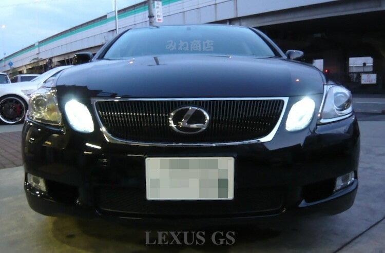 レクサスGS 190/ポジションランプ/Epistar 3030 Power LED(9pcs) 400LM/LEXUS GS190系