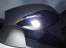レクサスGS10系(前期/後期)Epistar 3030 Power LED ドアミラーウエルカムランプ LEXUS GS10/GSF