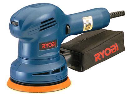 リョービ ランダムオービットサンダ RSE-1250
