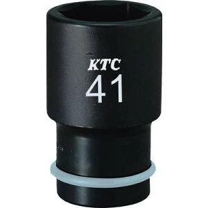 京都機械工具(KTC) KTC 19.0sq.インパクトレンチ用ソケット(ディープ薄肉)24mm BP6L24TP