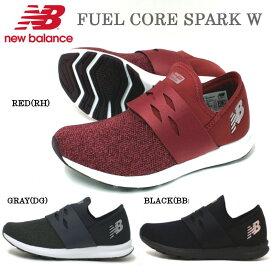 60da1b061f935 ニューバランス レディース スニーカー New Balance FUEL CORE SPARK W ブラック・グレー・レッド