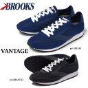 ブルックス ヘリテージ ヴァンテージ BROOKS HERITAGE VANTAGE 110165 ブルー・ブラック