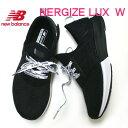ニューバランス レディーススニーカー エナジャイズ リュクス WNRGLK2 ブラック