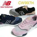 【20%OFF値下】ニューバランス レディーススニーカー New Balance CW997H (AL)BK/PINK・(AK)PINK・(AM)NAVY