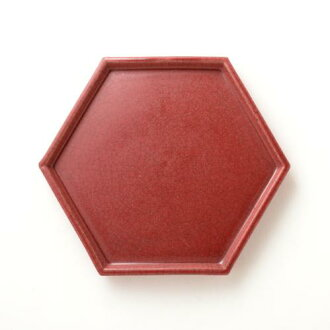 HASAMI HONEYCOMB TRAY SIZE 4 RED (SEASON2)