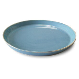 HASAMI PLATE MINI BLUE (SEASON1)