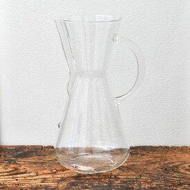 【送料無料】Chemex(ケメックス) コーヒーメーカー ガラスハンドル 3カップ