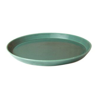 HASAMI PLATE GREEN (SEASON1)
