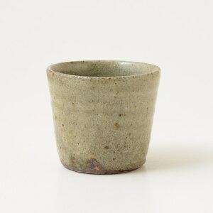 ソロソロ窯 ワインカップ 白