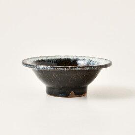 小代焼ふもと窯 小代焼 フチ付き小鉢