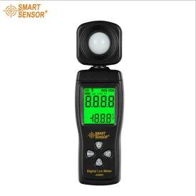 ミニ デジタル照度計 1-200000 Lux ルクスメーター 液晶表示部 携帯型 ルクス計 ライトメーター