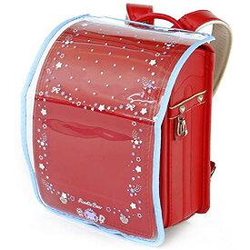 ★★くまのロゼット 星柄 透明 ランドセルカバー 保護シート クリア A4サイズ対応 女の子 マザーガーデン アウトレット
