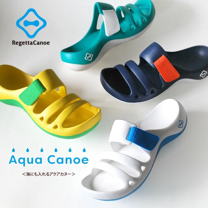 RegettaCanoe -リゲッタカヌー-AC-101 アクアカヌーサンダル/ユニセックス