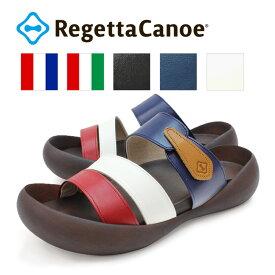RegettaCanoe -リゲッタカヌー-CJMB-2500 メンズビッグフットライトサンダル/メンズ