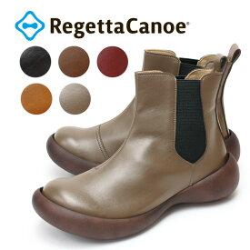 RegettaCanoe-リゲッタカヌー-CJFG-1123 フィールドシューズ カジュアルサイドゴアブーツ