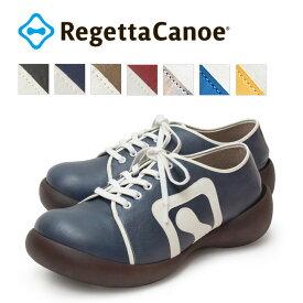 RegettaCanoe-リゲッタカヌー-CJFS-6901 フィールドシューズ レースアップロゴスニーカー / メンズ
