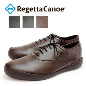 RegettaCanoe-リゲッタカヌー-CJFC-7113 フラットソール メンズビジネスシューズ プレーンタイプ