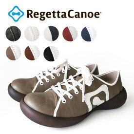 RegettaCanoe-リゲッタカヌー-CJFS-6801 フィールドシューズ レースアップロゴスニーカー