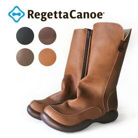 RegettaCanoe-リゲッタカヌー-CJOS-6307 オブリックシューズ カジュアルロングブーツ