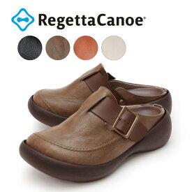 RegettaCanoe -リゲッタカヌー-CJCL-6000 クロッグシューズ カジュアルワンベルトサボ