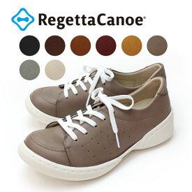 RegettaCanoe -リゲッタカヌー-CJSR-7200 ステイバラウンド カジュアルレースアップシューズ