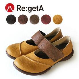 Re:getA -リゲッタ-R-321 ワンベルトカジュアルシューズ