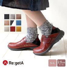 Re:getA-リゲッタ-R-324カジュアルシューズ