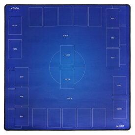 TCG ポケモンカード ラバー プレイマット バトルフィールド フルサイズ 60×60cm ケース付き カードゲーム