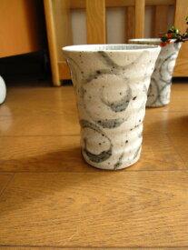 【信楽ビアーカップ】 【ビール】 信楽焼き