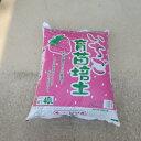 イチゴ専用土   いちごを おいしくできる 土 奈良県産の土 大容量40Lサイズです。