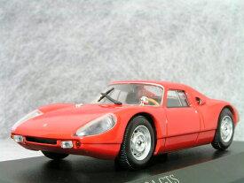 ミニチャンプス 1/43 スケール1/43 ポルシェ 904 GTSシグナル・レッド