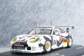 ミニチャンプス 1/43 スケールポルシェ 911 ( 996 ) GT3 RS2004年 ル・マン 24時間 出場車 No.84