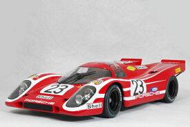 ミニチャンプス 1/12 スケールポルシェ 917K1970年 ル・マン24時間 優勝車 #23 リチャード・アトウッド / ハンス・ヘルマン