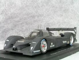 スパーク 1/43プジョー 908 HDi FAP 2007年 テスト カー